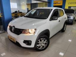 Renault Kwid Life 2018 - Basico, financio sem entrada