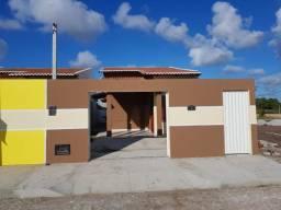 Casas em Extremoz - Loteamento Vila Maria - Pronto para Morar