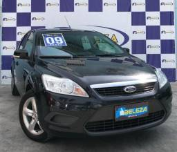 Ford Focus 2.0 GLX 16V Gasolina 4P Manual 2009 Blindado