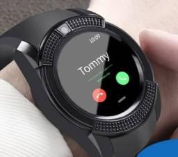 Relógio inteligente celular smart Watch dz09 Bluetooth chip cartão de memória