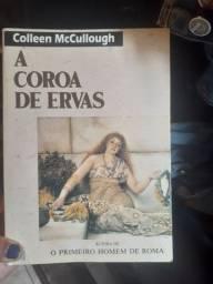 Livro- A coroa de ervas
