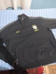 Jaqueta NiKe Seleção Brasileira (preta)