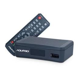 Conversor E Gravador Digital Dtv-4000 Preto Aquário