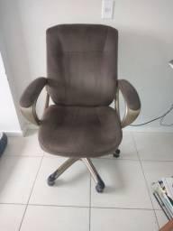 Cadeira presidente confort