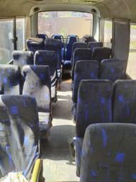 Jogo de bancos para micro ônibus