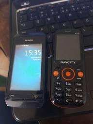 Vendo ou troco por smartphone
