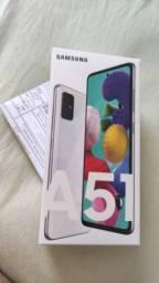 Samsung Galaxy A51 Novo lacrado
