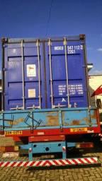 Carroceria Porta Container Facchini - Caminhão Truck