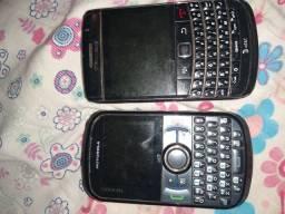 Motorola e blekberry