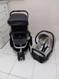 Carrinho de bebê Quinny buzz e Bb Conforto maxi cosi/ Higienizados/ Aceito cartão
