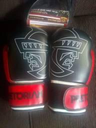 Luva de Boxe/Muay Thai Pretorian
