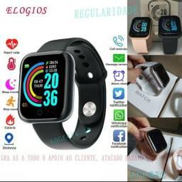 Relógio smart watch com bluetooth