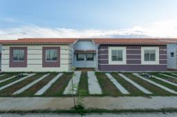 Casa plana 2 quartos em condomínio no melhor do jereissate