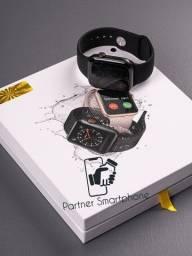 Entrega Imediata Original Relógio Smartwatch Iwo 12 Pro Serie 5 A Prova D'água 44mm