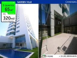 DPA| 62 e 64 m²| Candeias| Vista Mar| Oportunidade|