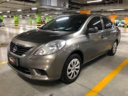 Nissan Versa S 1.6 2012 Completo Com GNV