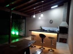 Linda Casa Espaço Gourmet Próximo AV. Duque de Caxias