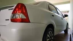Toyota Etios XS com tudo do XLS