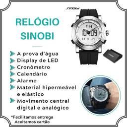 Relógio Sinobi