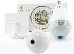 Título do anúncio: Lampada Camera Espiã Ip Ultra Hd Sem Fio Visao Noturna Sensor de Movimento