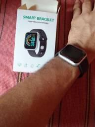 Smartwatch D20 em promoção