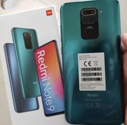 Precioso! Redmi Note 9 Da Xiaomi.. Novo Lacrado com Garantia e Entrega.