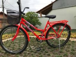 Bicicleta Status Nova