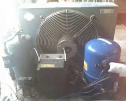 Manutenção em Câmara fria / refrigeração em geral