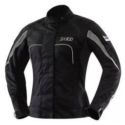Jaqueta motociclista fem. X11
