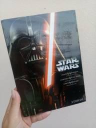 DVD Star Wars Trilogia