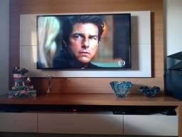 "TV 55"" Samsung com wi-fi smart tv"