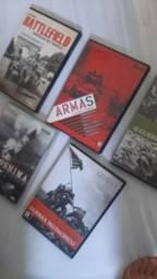 Dvd Coleção Gerras BBC