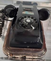 Telefone Antigo Ericsson DBN década de sessenta
