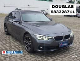 Título do anúncio: BMW 320I Sport Active 2018 - 39 mil km - Douglas 9 8 3 3 2 8 7 1 1