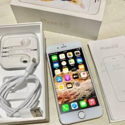 Iphone 6S apple Gold 64gb otimo celular