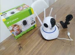 Título do anúncio: Camera IP Wifi Visão Noturna