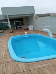 Casa à venda com 2 dormitórios em Inaja, Matinhos cod:CA0770
