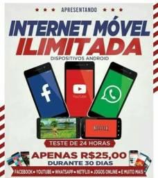 Título do anúncio: Internet Movel Sem Dados Tim Vivo Claro