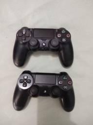 Vendo 2 controles originais PS4