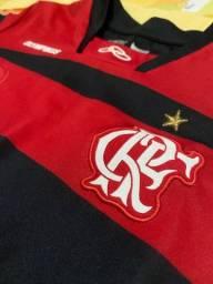 Camisa Olympikus Flamengo 10 - Ronaldinho   ORIGINAL