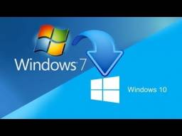 atualizamos o seu Windows 7 para o Windows 10