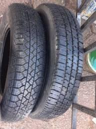 Vendo pneu 165/15