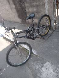 Título do anúncio: Vendo bike aro 26 de amortecedor