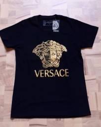 Título do anúncio:  Camisas Versace e Balenciaga