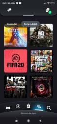 Jogos de PS4 mid digital