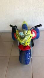 Moto elétrica usada