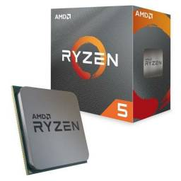 Processador AMD Ryzen 5 3600 com Air Cooler da Cooler Master