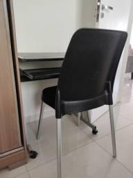 Título do anúncio: Home Office Completo Mesa + Cadeira Tramontina