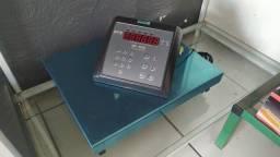 Título do anúncio: Balança digital 150kg com selo do inmetro