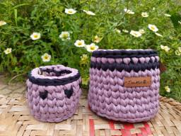 Cestos e cestas de páscoa
